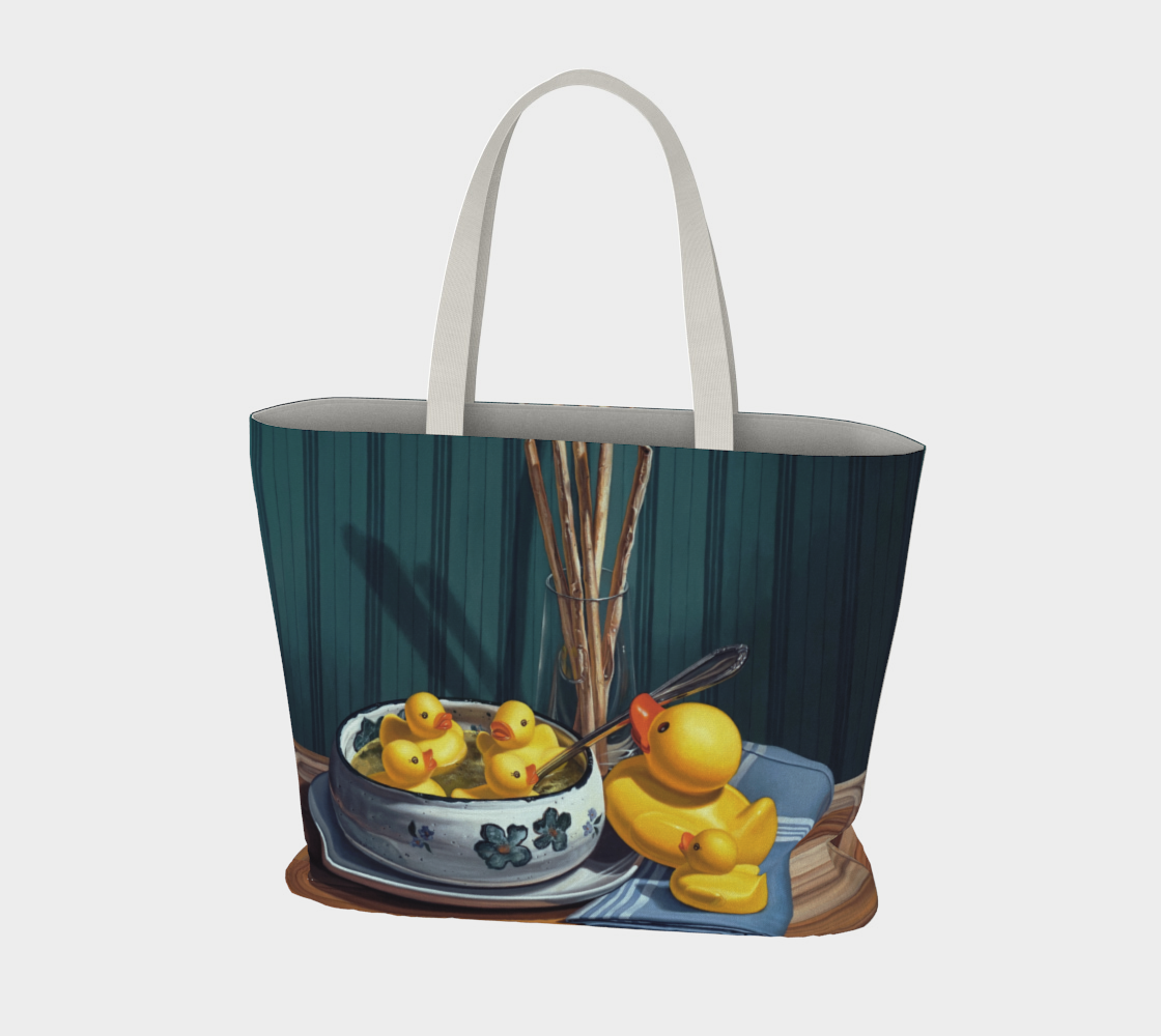 Duck Soup Large Tote Bag preview #3