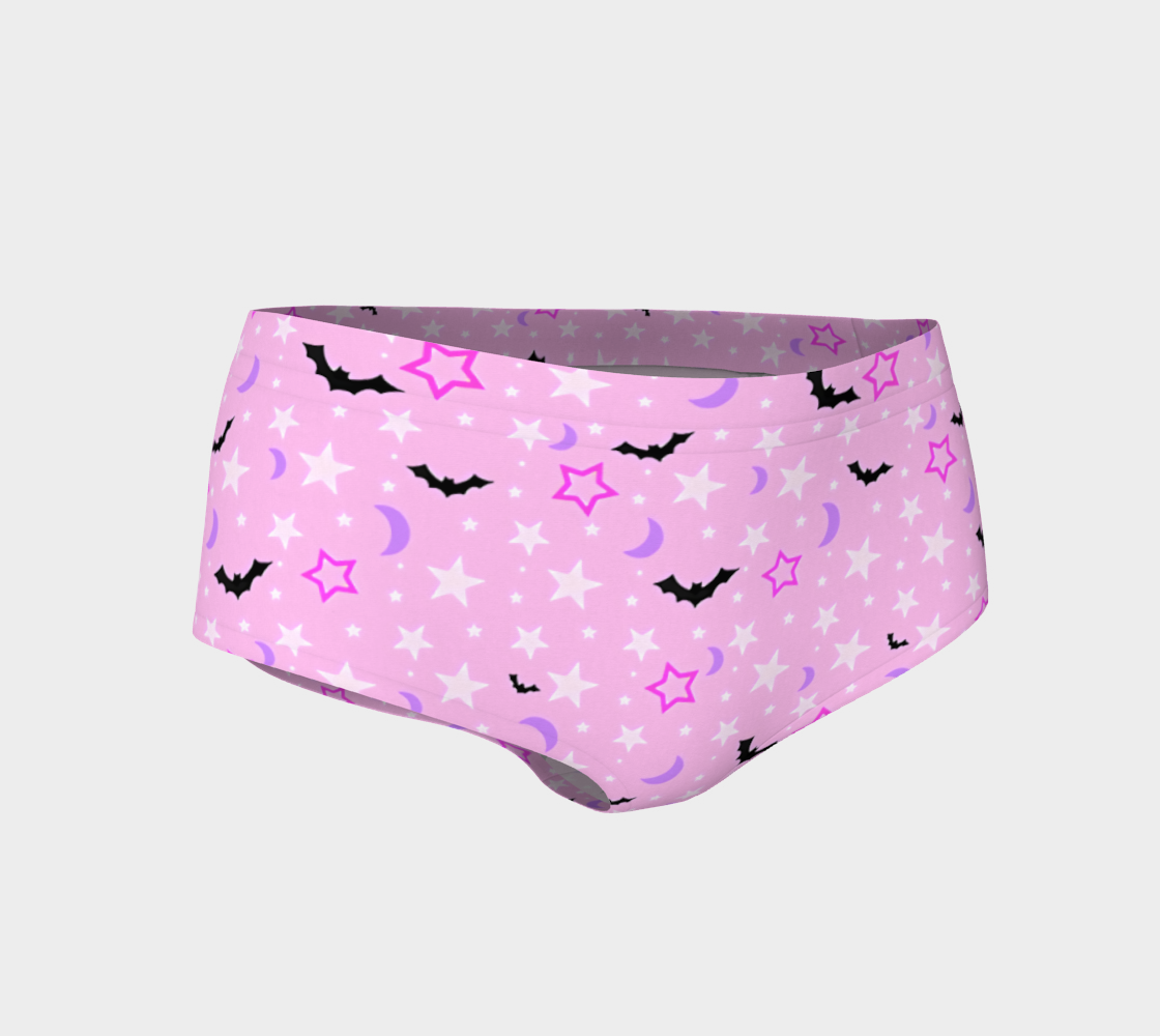 Spooky Pastel Goth preview #1