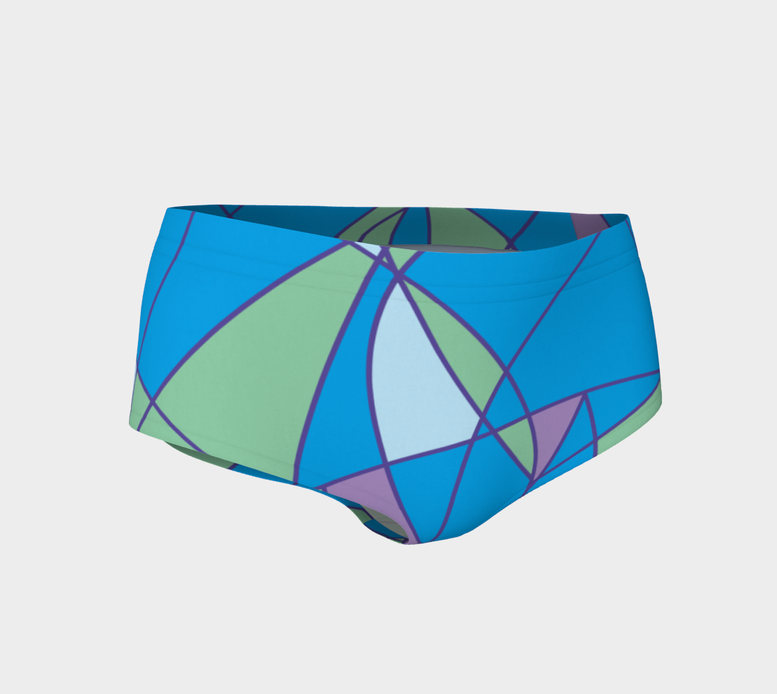 Tracia Mini Shorts aperçu
