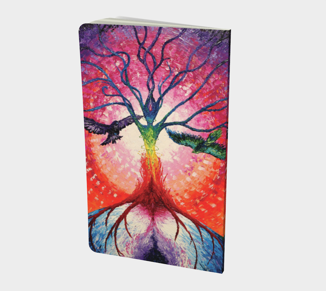 Axis Mundi Notebook preview #2