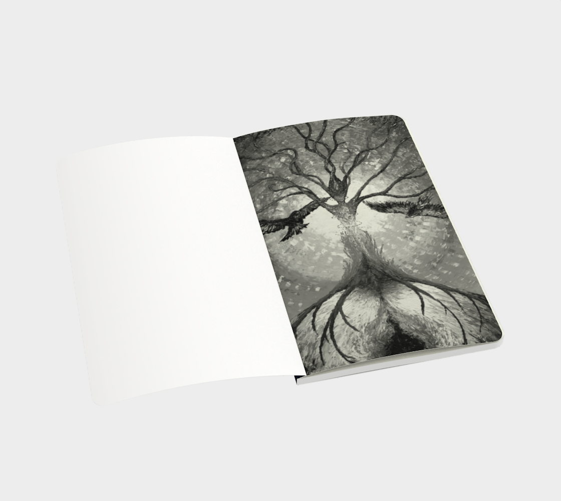 Axis Mundi Notebook preview #3
