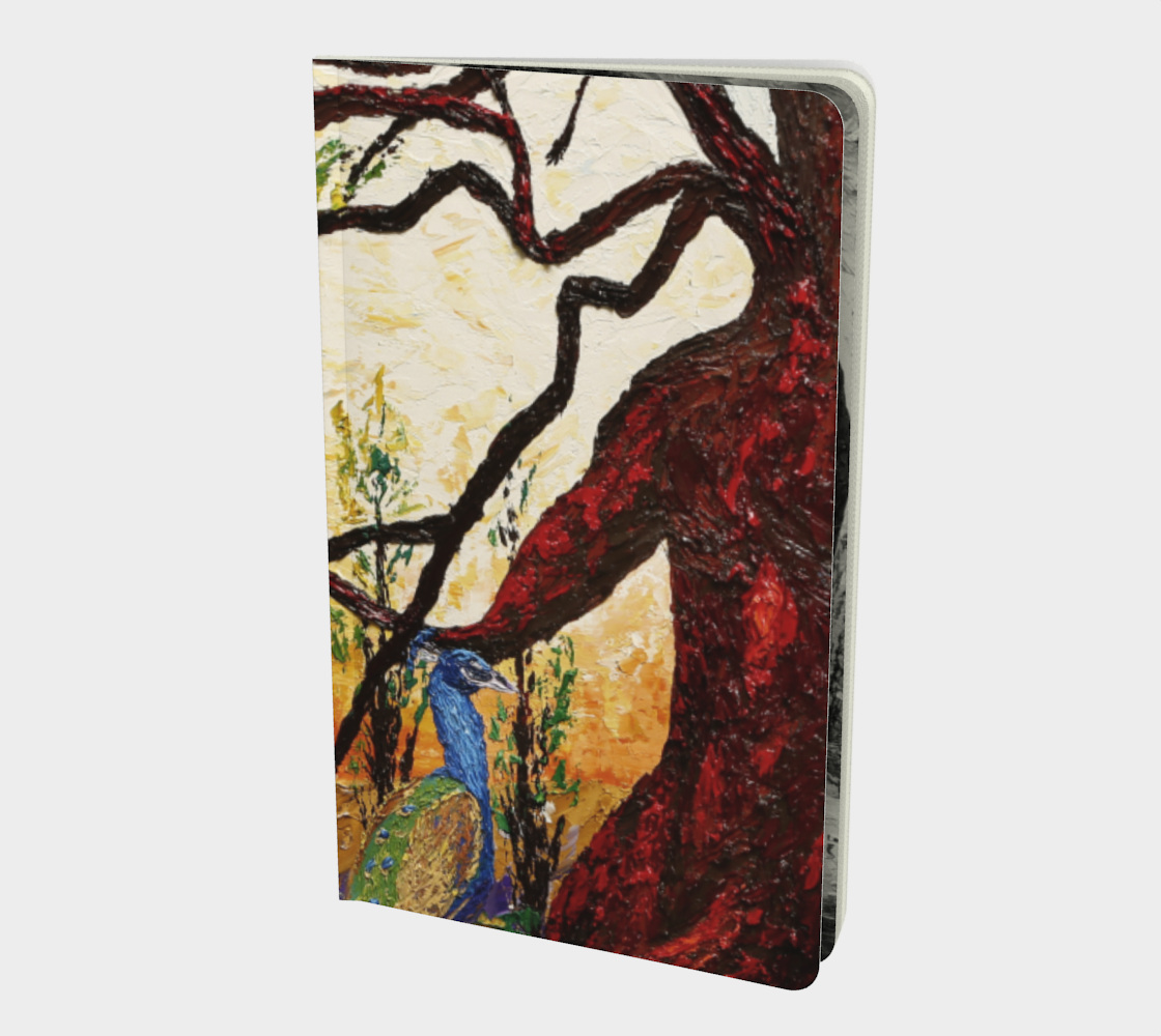Oberon Notebook preview