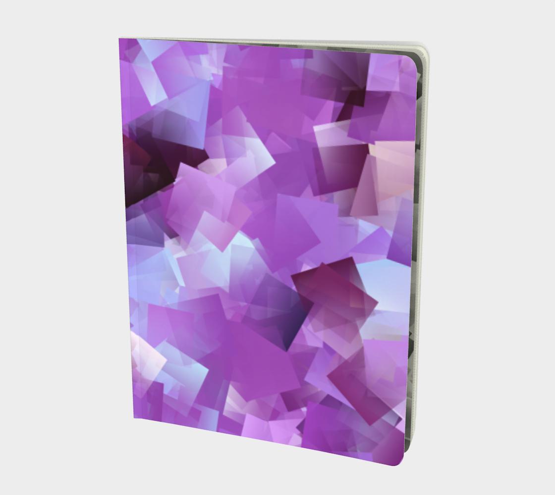 Aperçu de Lilacs And Blue Skies Cubed