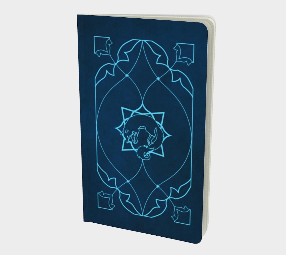Stars in the Dark notebook aperçu