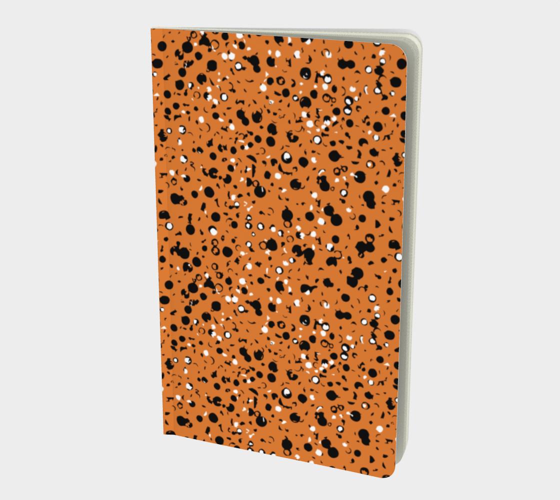 Speckled orange preview