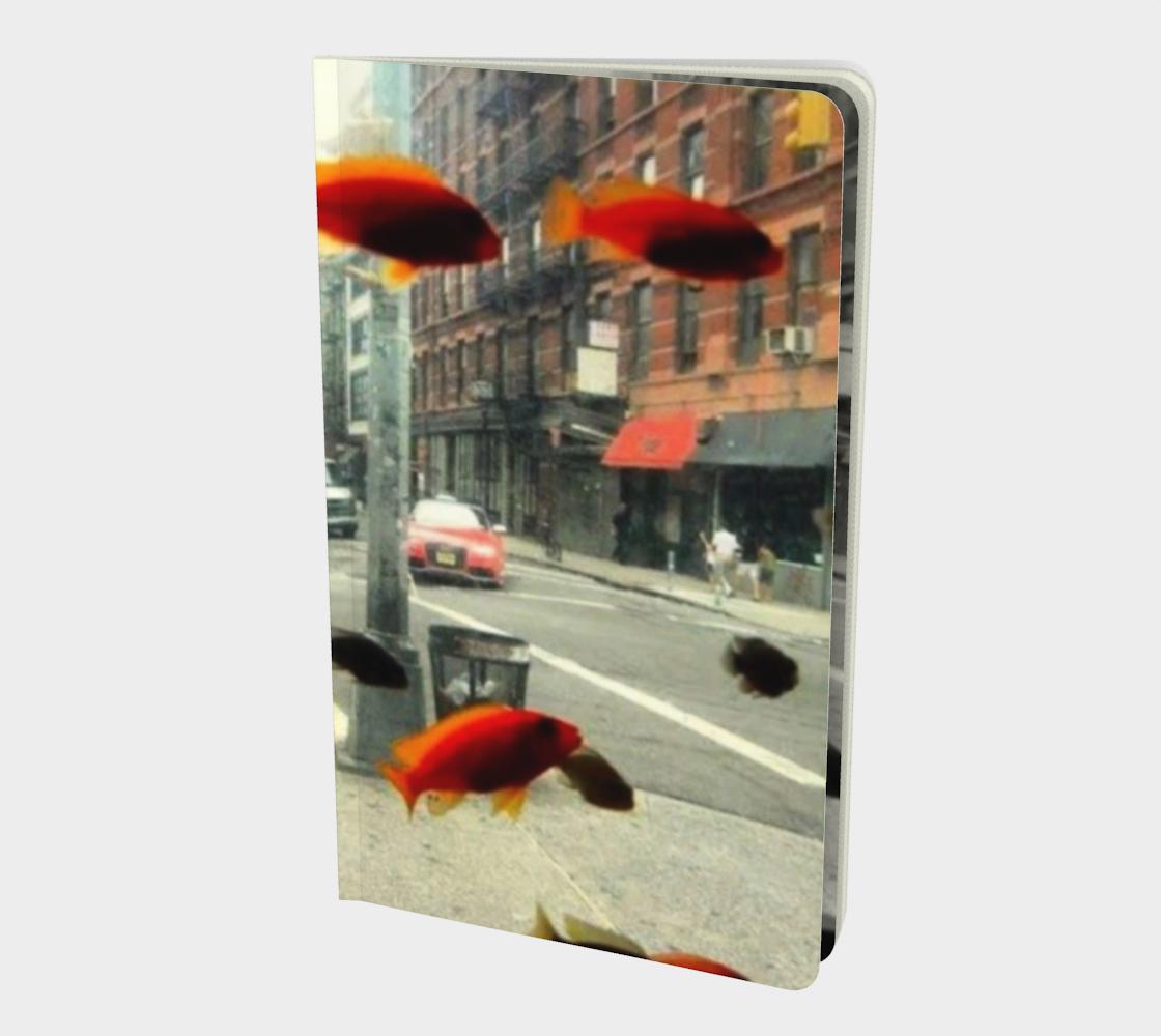 New York Fish Bowl by ARTBYKARENROBB preview