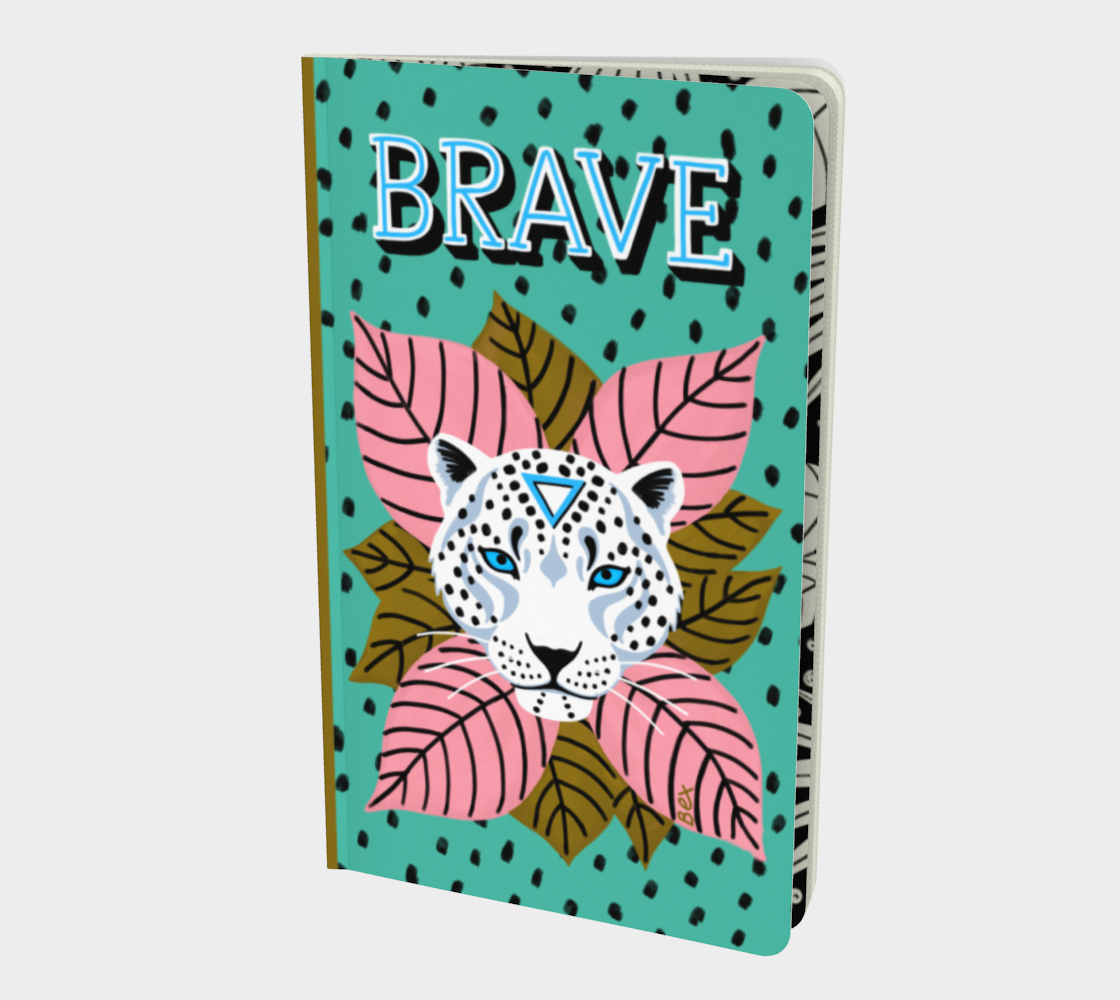 Aperçu de BRAVE small notebook colour