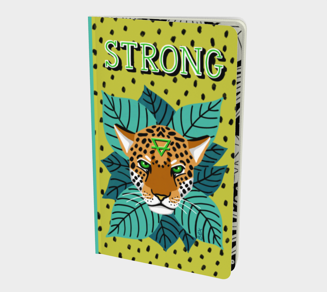STRONG Small Notebook preview