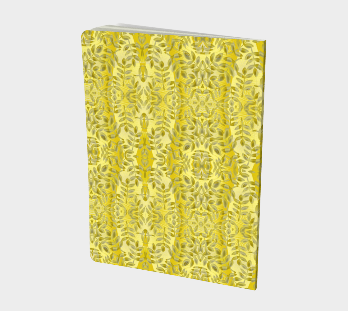 Yellow Silk preview #2