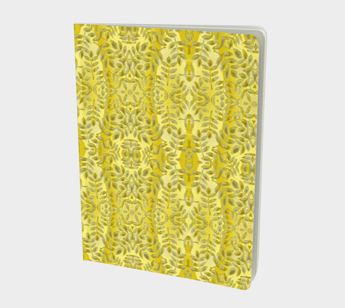 Yellow Silk preview #1