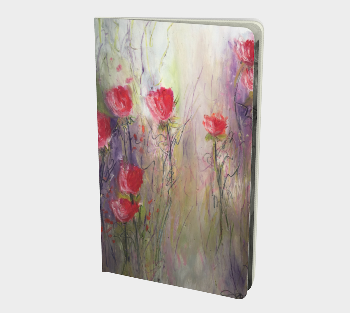 Serenity Small Sketchbook by Karen Pedevilla preview