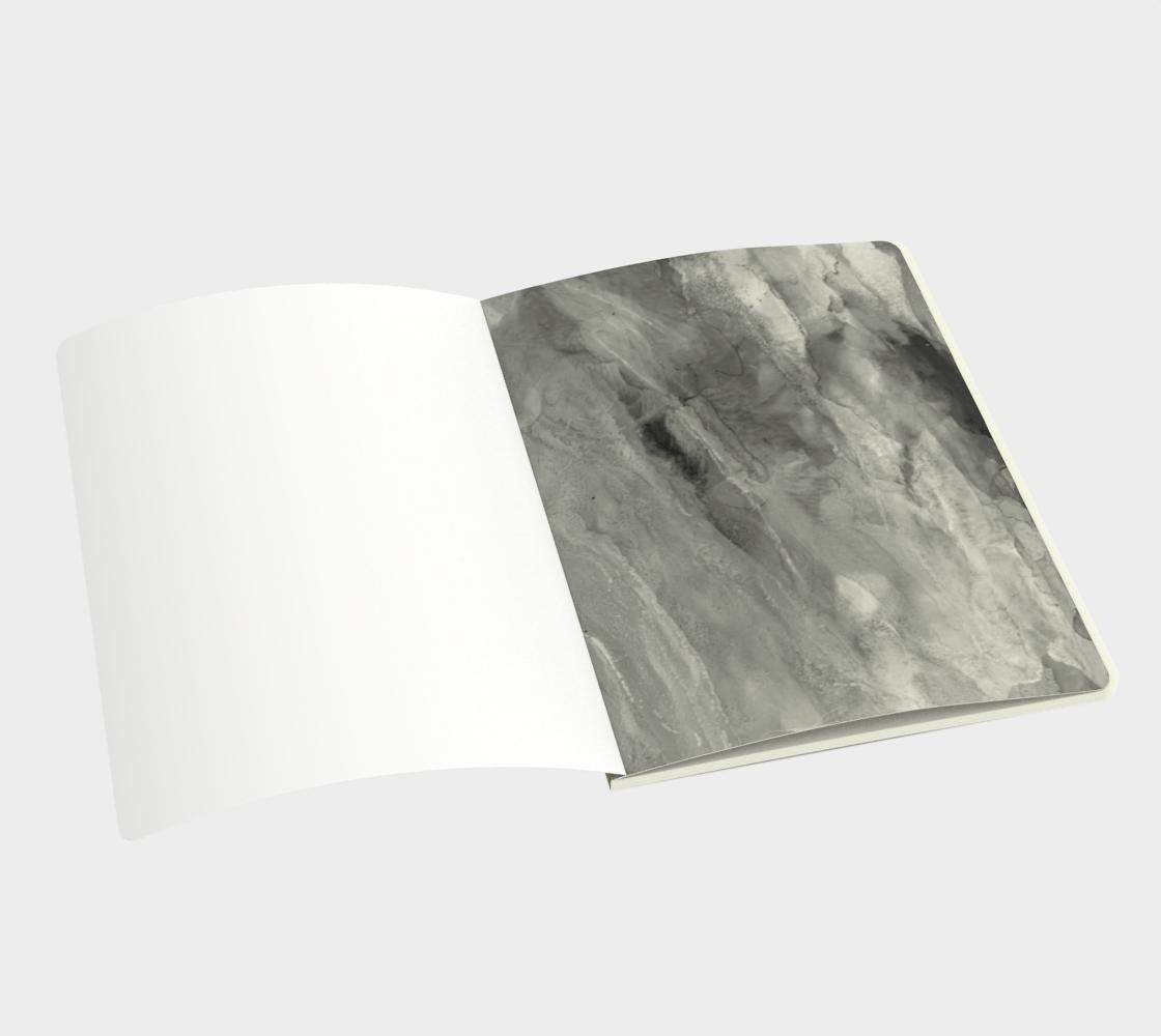 Scarborough Fair Large Sketchbook by Karen Pedevilla preview #3
