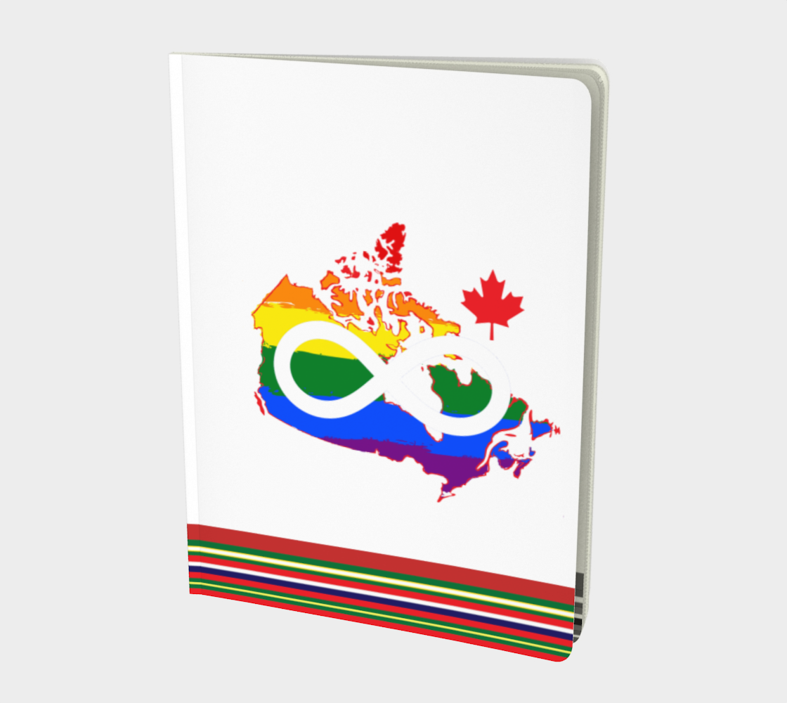 Metis Rainbow Notebook preview