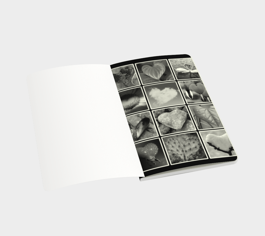 Heartwork Small Sketchbook by Dave Lee preview #3