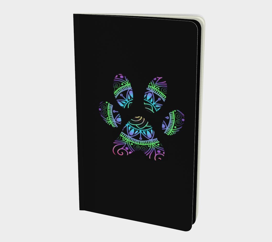 Paw Print Notebook  aperçu