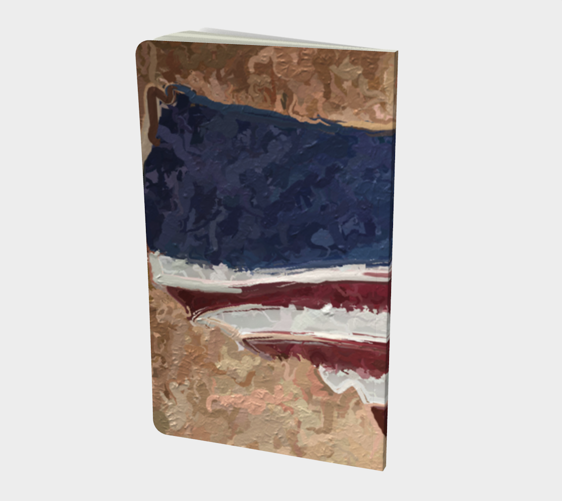Amber Waves of Grain Sketchbook by Bryan Bromstrup preview #2