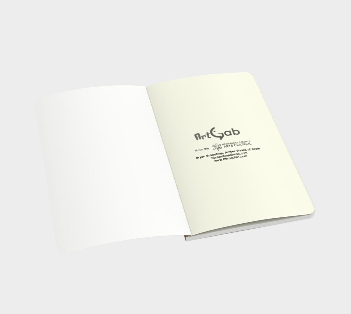 Amber Waves of Grain Sketchbook by Bryan Bromstrup preview #3