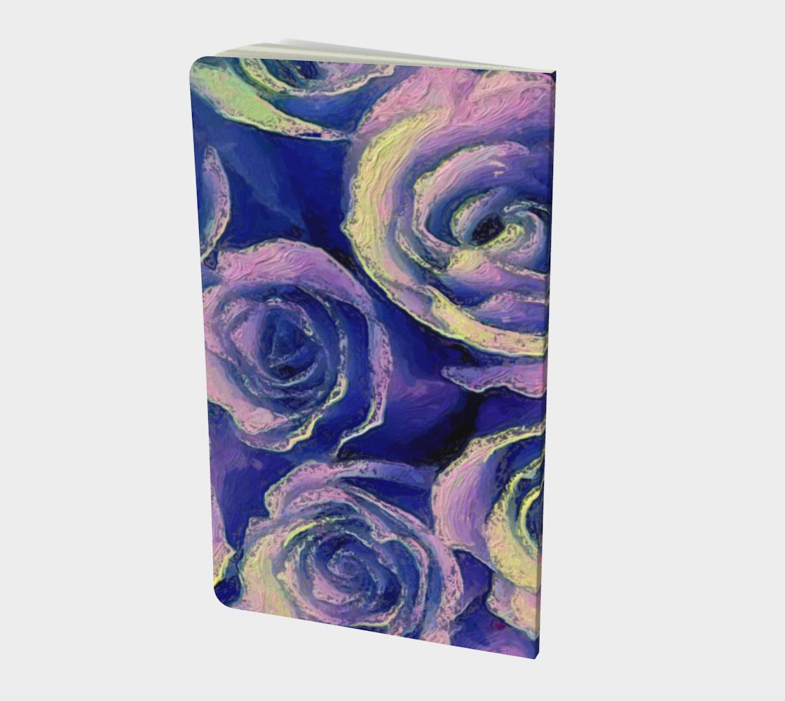 Purple Roses Sketchbook by Bryan Bromstrup preview #2