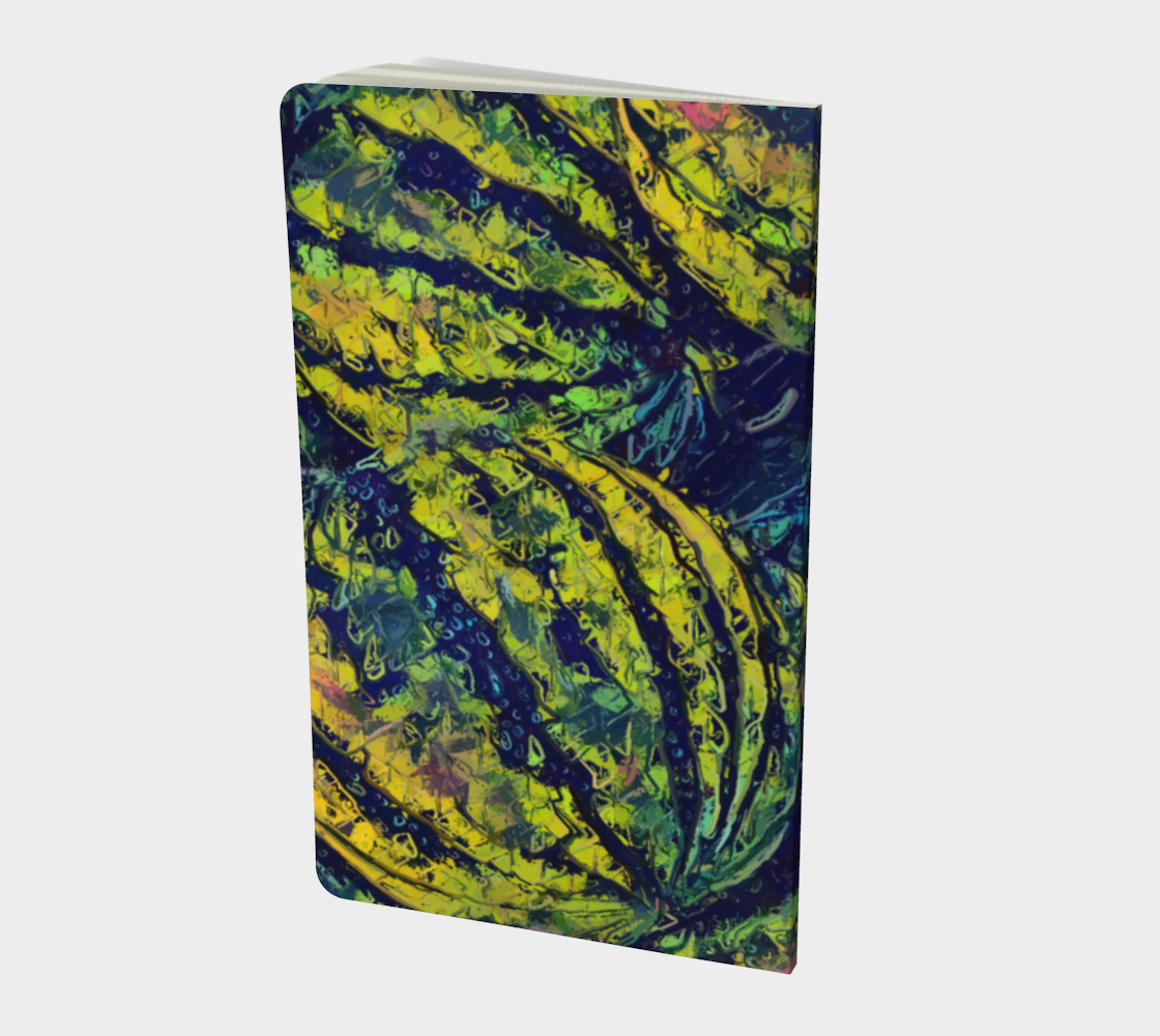 Watermelon Patch Sketchbook by Bryan Bromstrup preview #2
