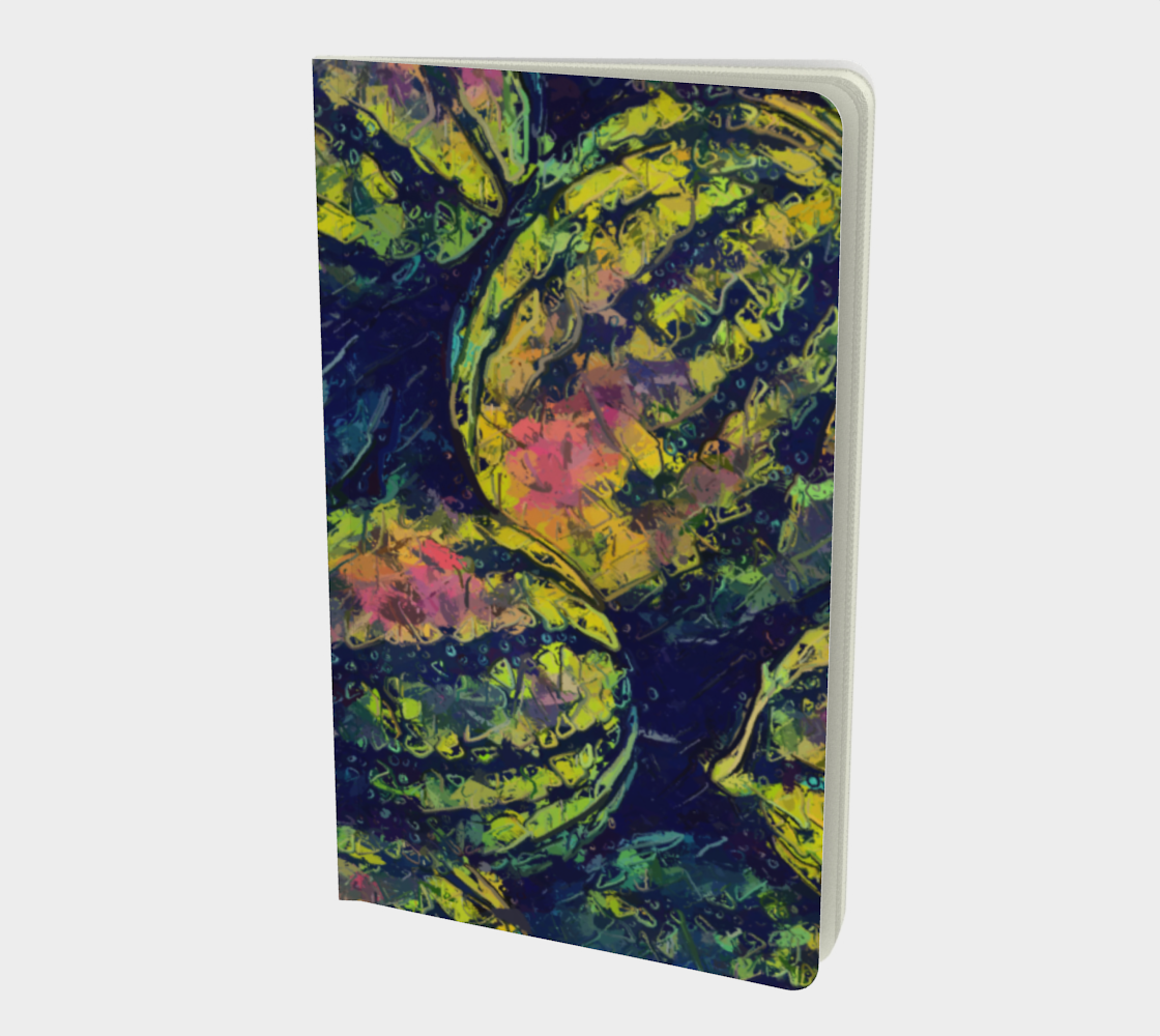 Watermelon Patch Sketchbook by Bryan Bromstrup preview #1