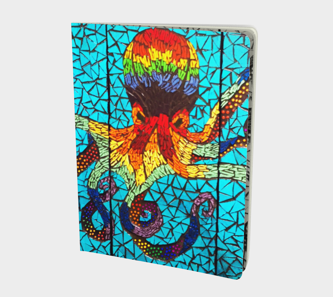 Large Notebook 3 by Nicole Staab  Marigold 3D preview