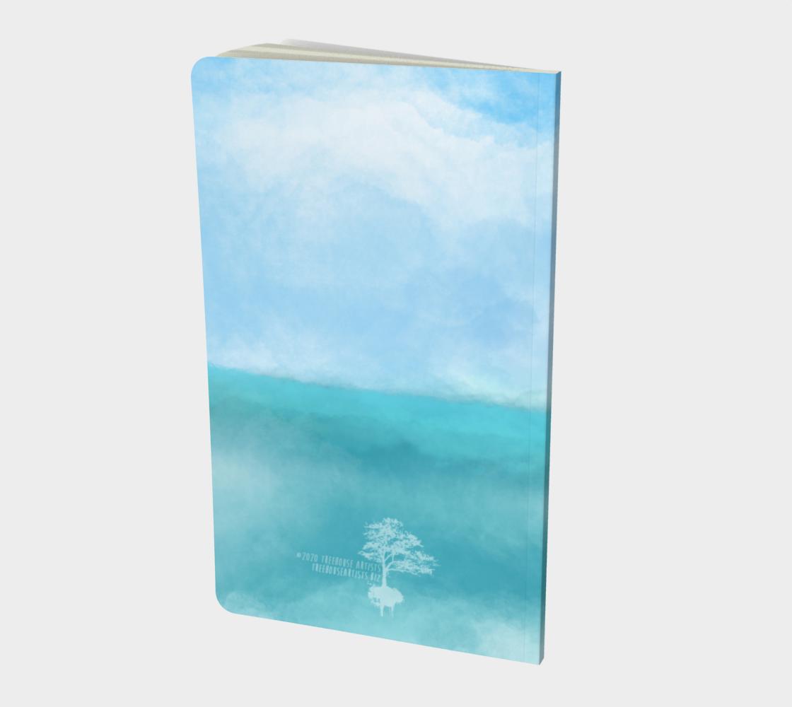 """Sail Away"" Beach Mandala Notebook preview #2"