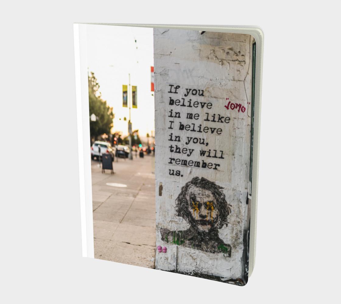 Believe Street Art preview