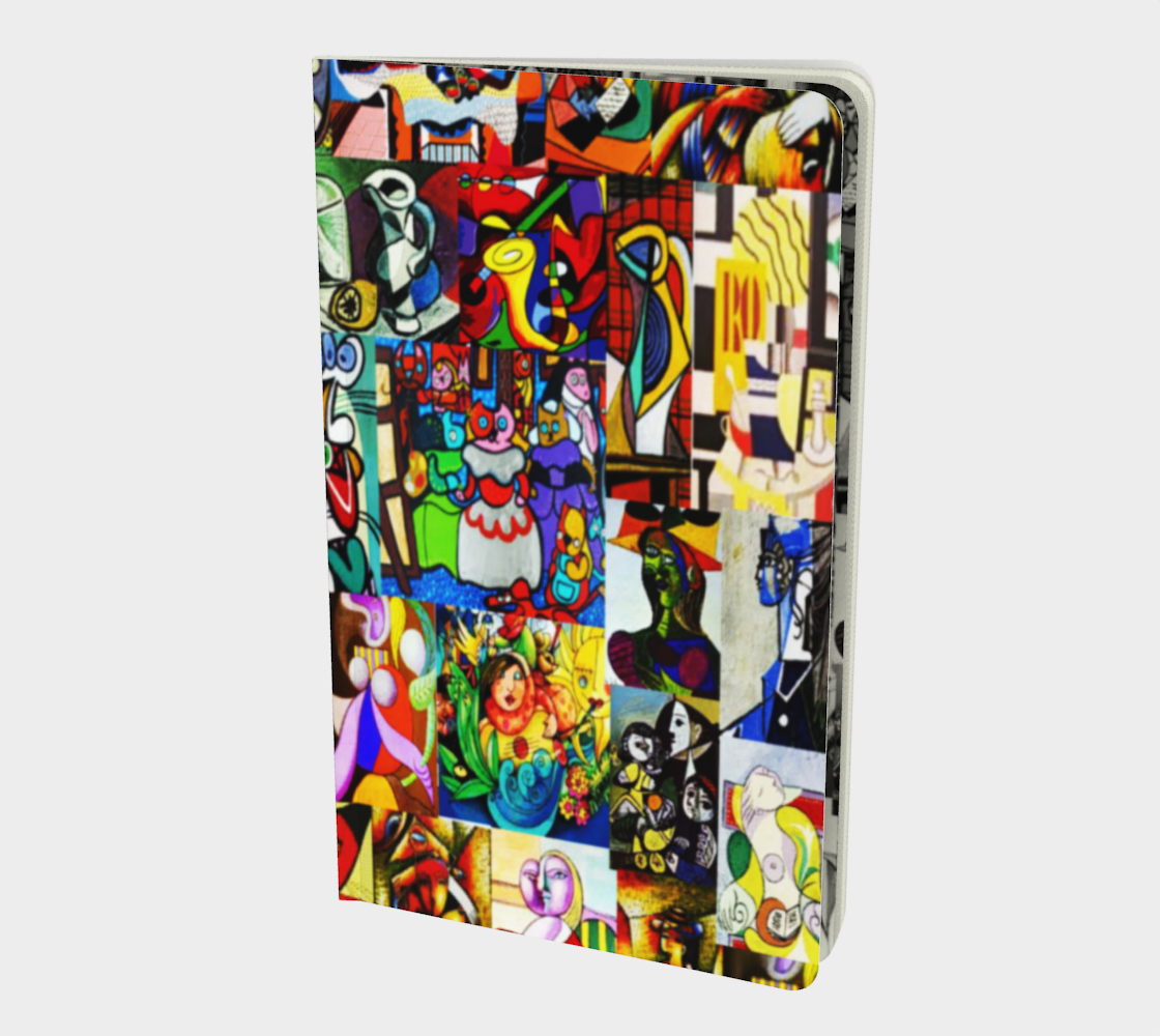 Picasso notebook preview