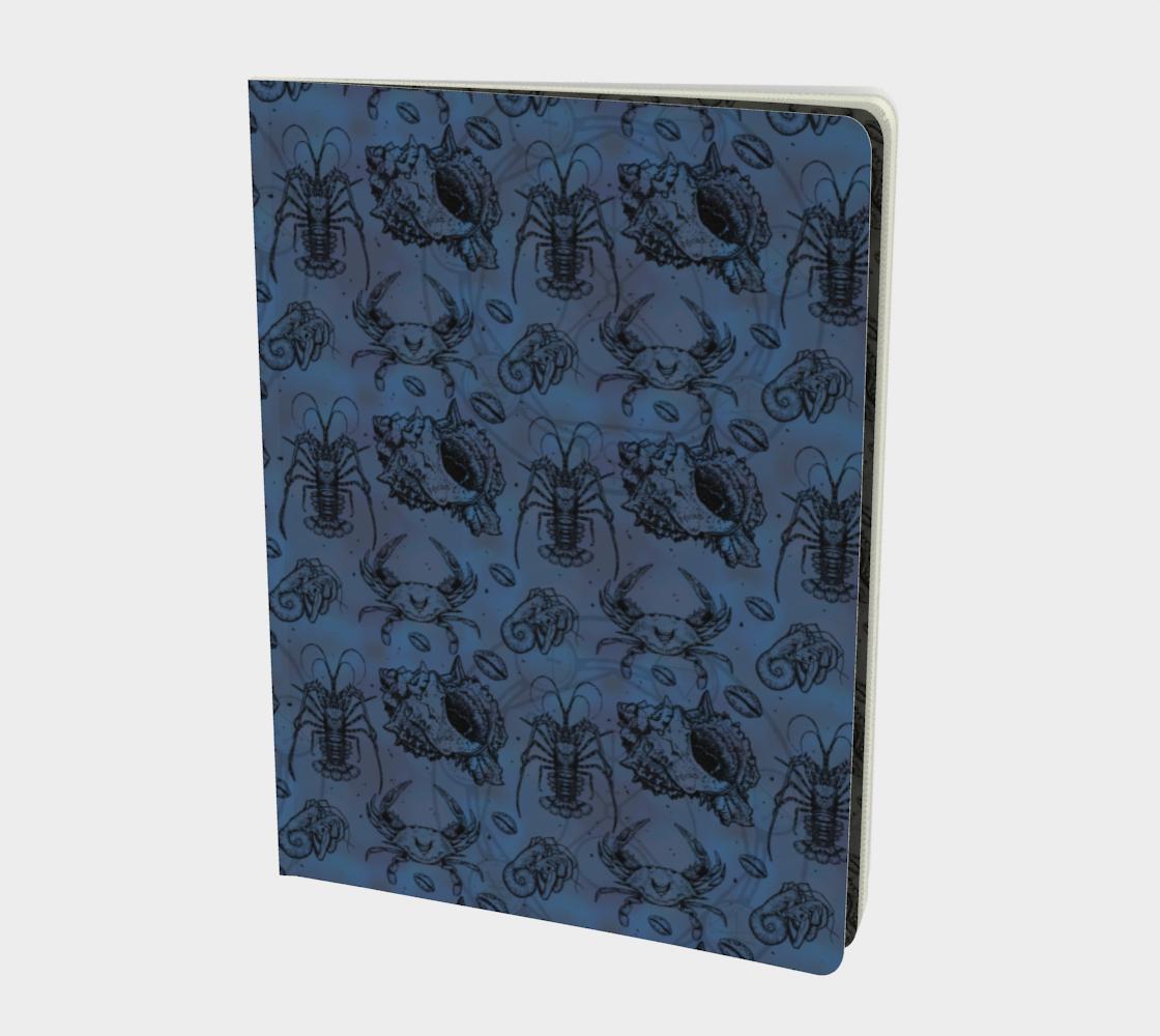 Kélyfomancy Notebook in Tide Pool aperçu