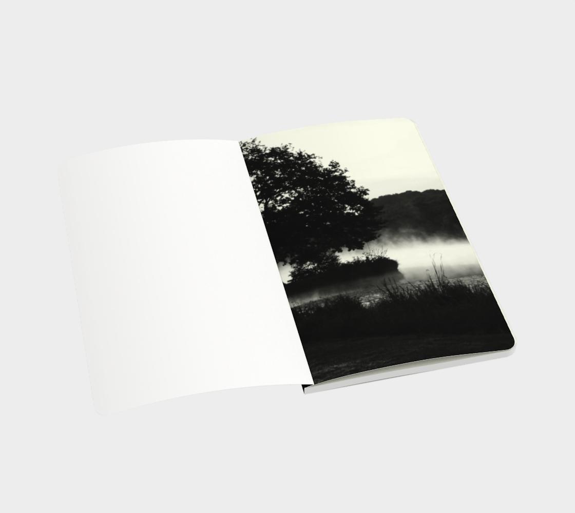 Morning Lake Scene Notebook preview #3