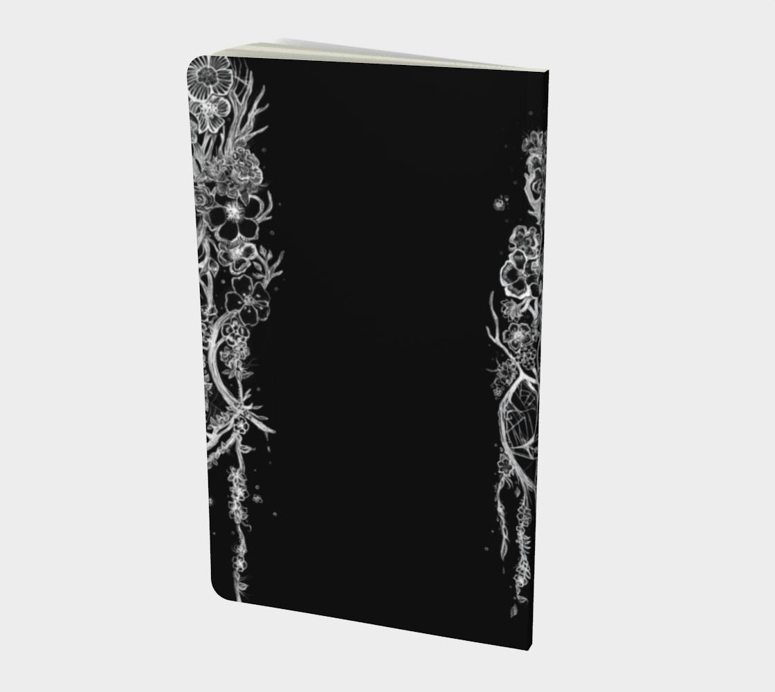 Aperçu de Greyhound on Black Notebook #2