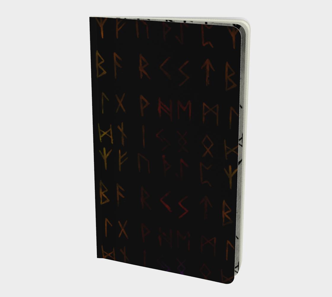 Aperçu de The Elder Notebook in Dark Rainbow