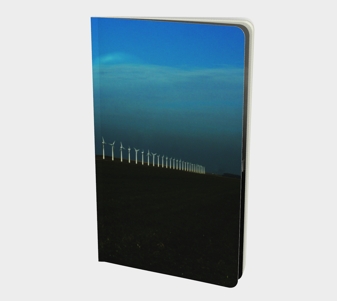 Windfarm Notebook preview