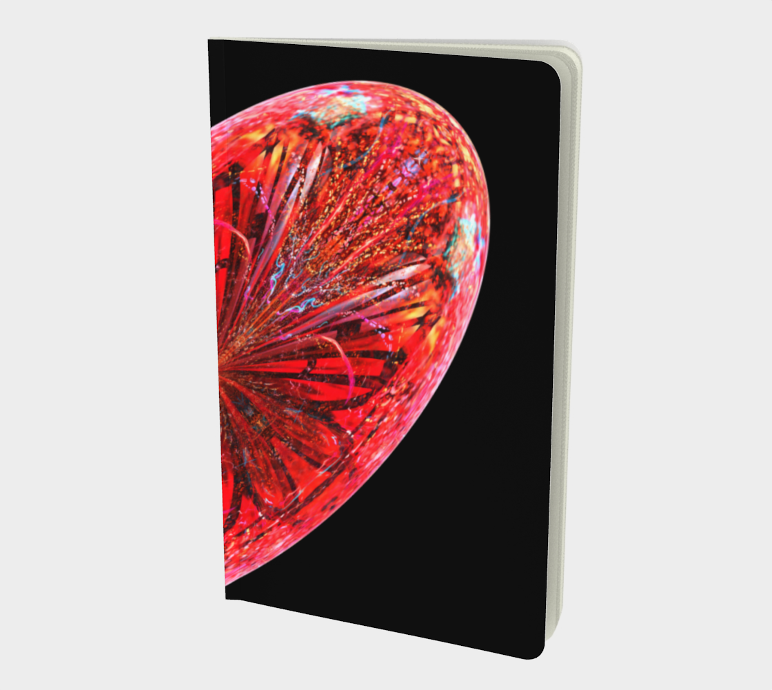 Full Heart Notebook preview