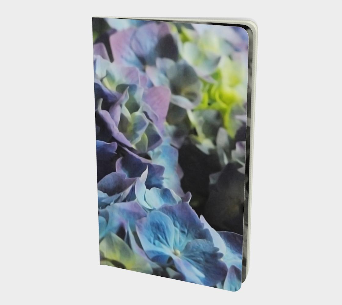 Aperçu de Hydrangeas Notebook