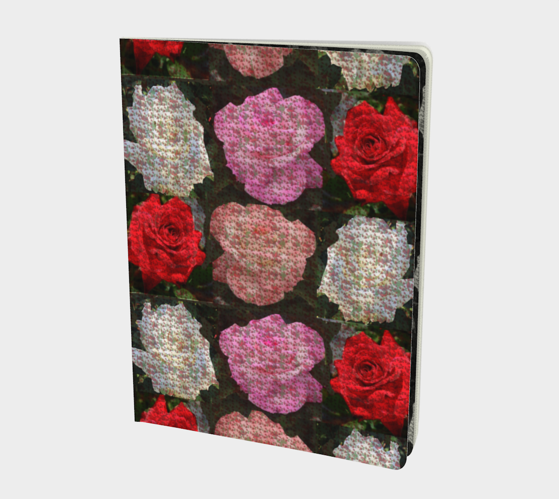 tearose large book preview