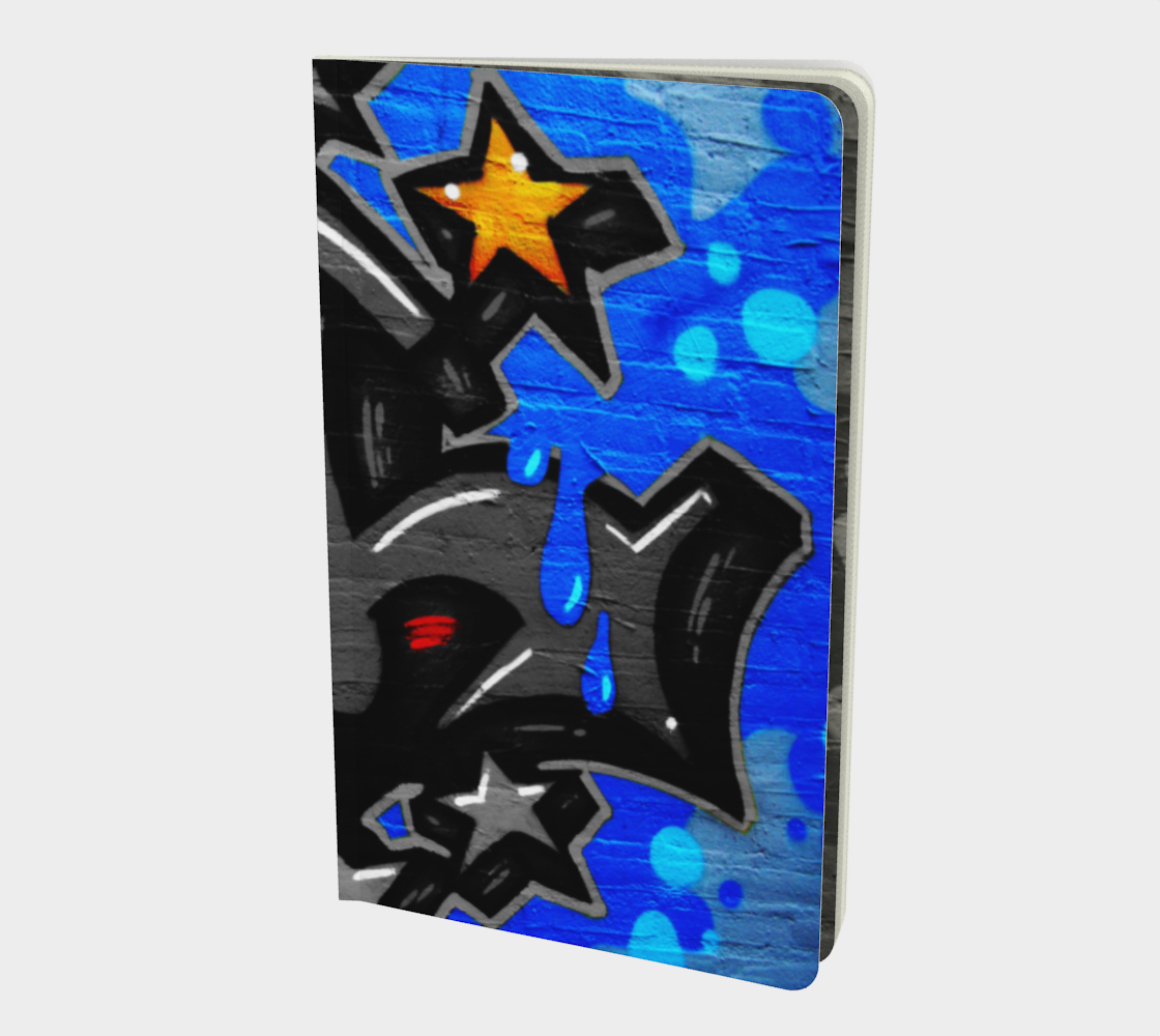 Graffiti 3 Notebook preview