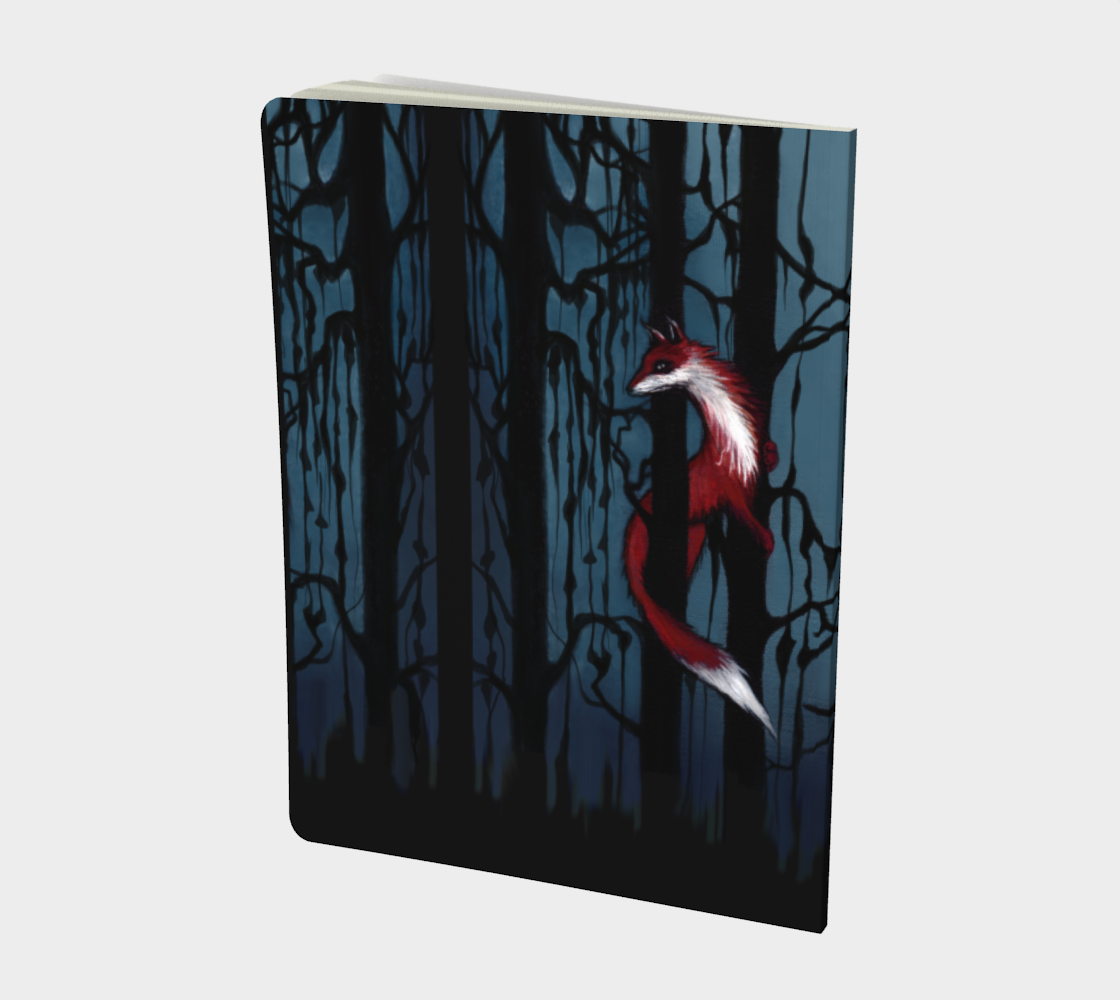 Fox Forest Notebook 2 preview #2