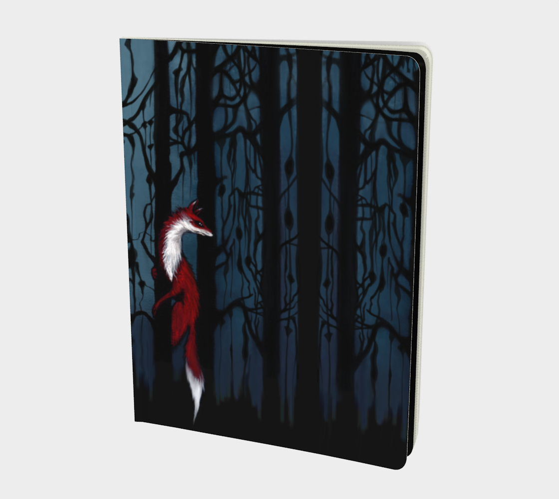 Fox Forest Notebook 2 preview #1