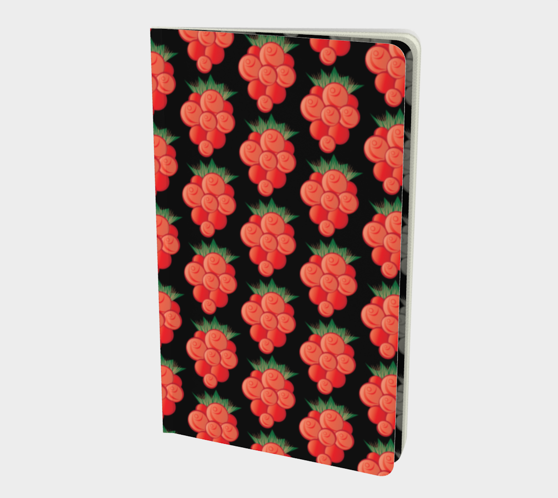 Salmonberry Notebook Small preview