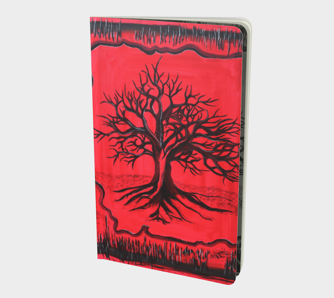 The Red Tree Journal preview