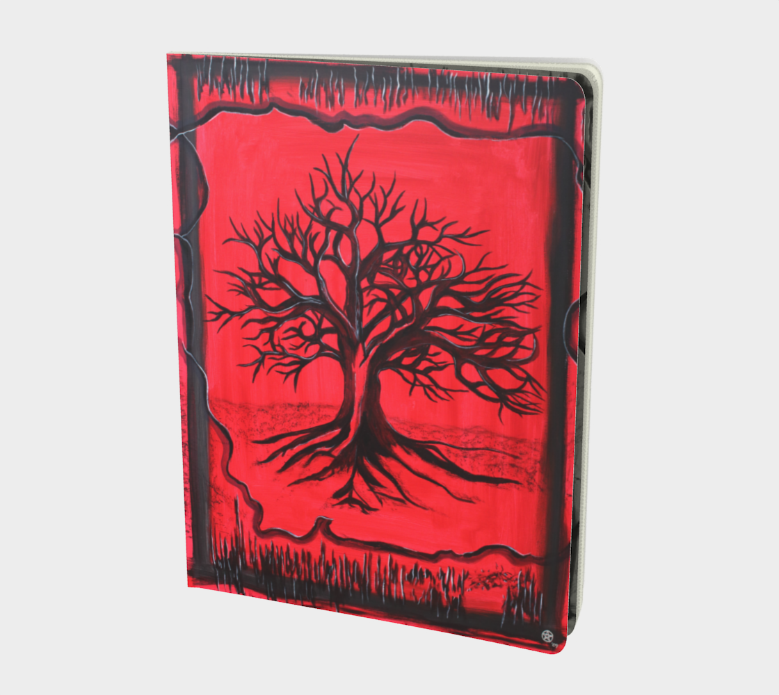 The Red Tree Art Journal preview