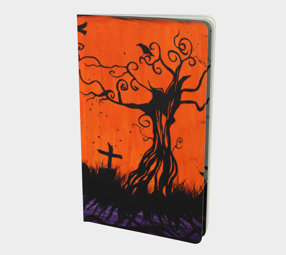 Samhain Tree of Remembrance Journal preview