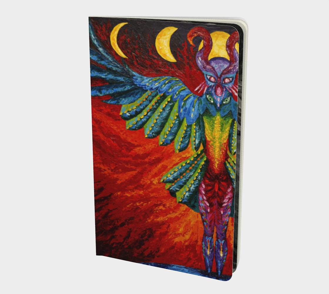 Raven Goddess Gratitude Journal preview