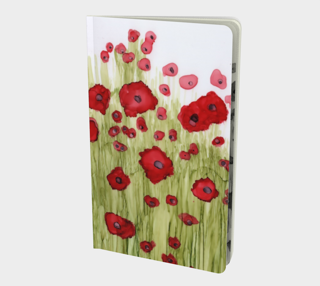 Flanders field notebook preview