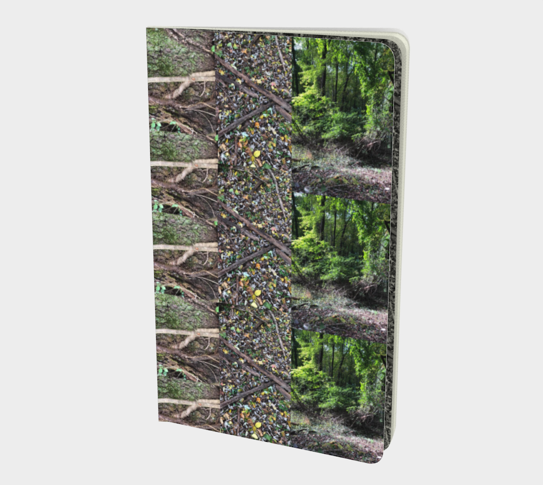 Woods and Vines Nature Notebook preview