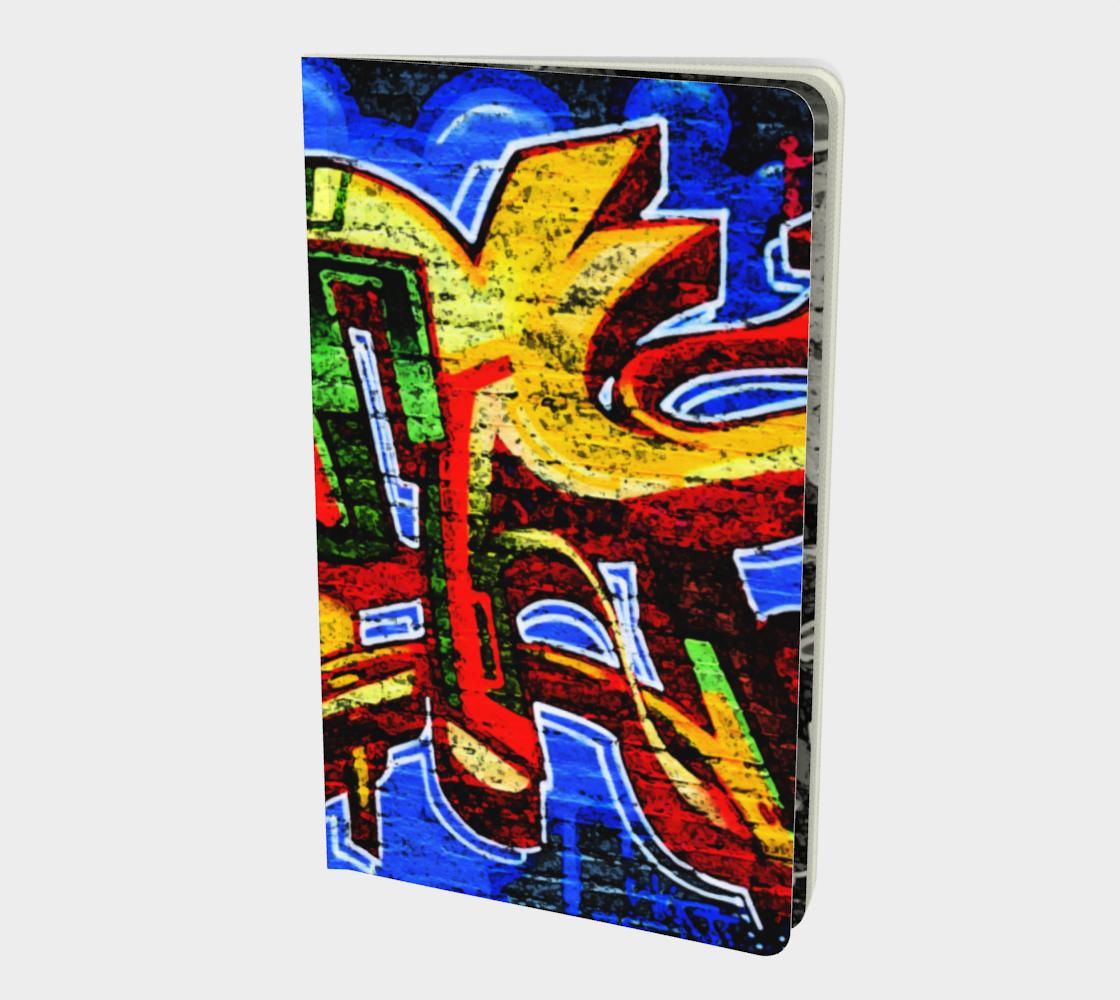 Graffiti 17 Notebook preview