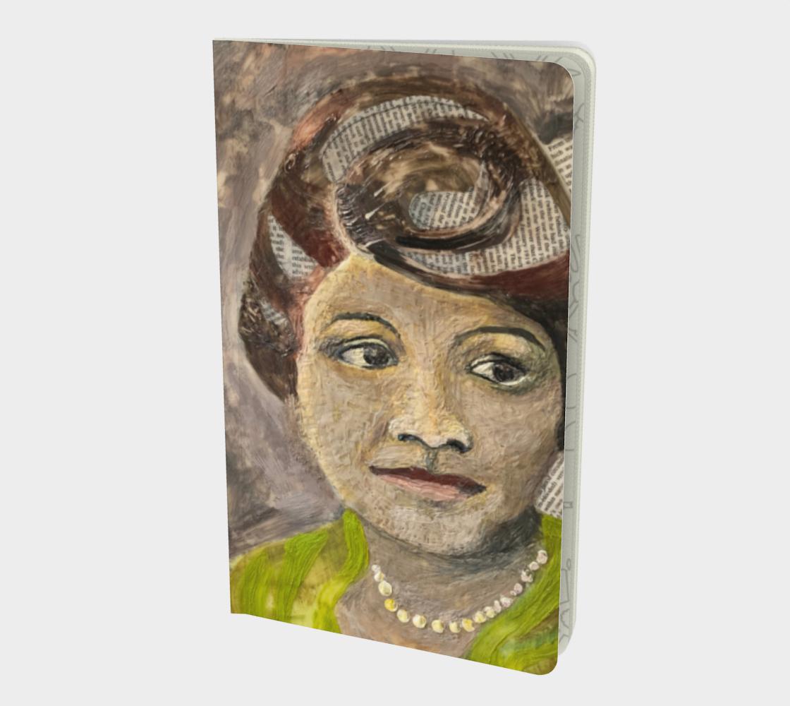 Inspiring Women Ida B Wells Notebook preview #1