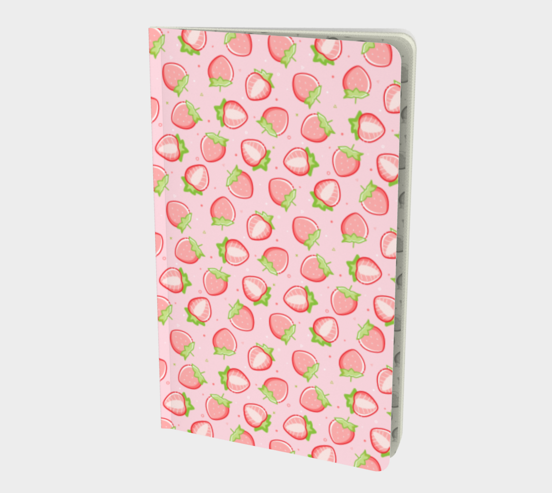 Strawberry Notebook preview