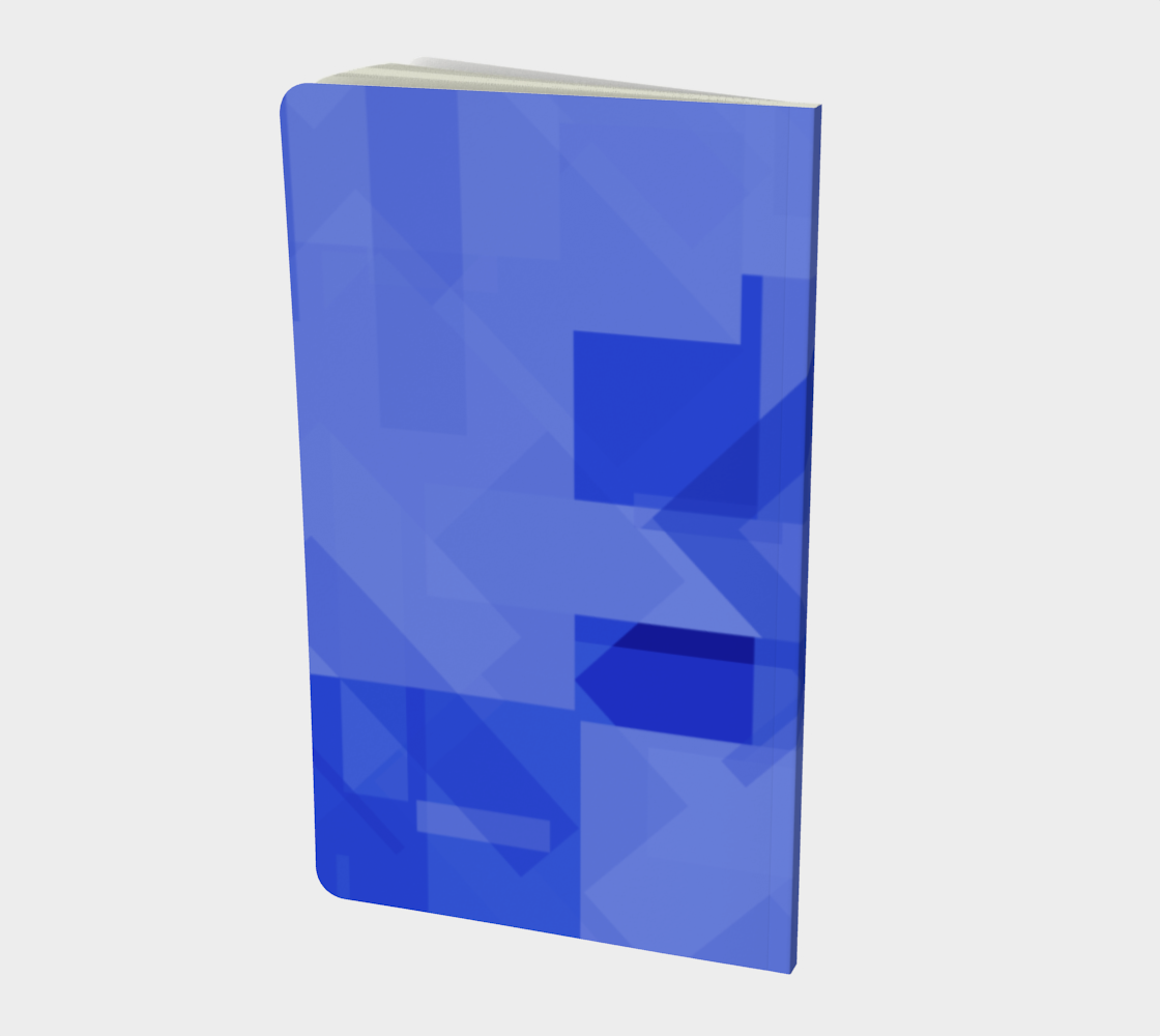 Blue is Better Notebook preview #2